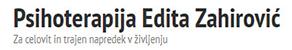 Psihoterapija Edita Zahirović