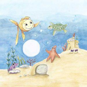 Življenje v morju
